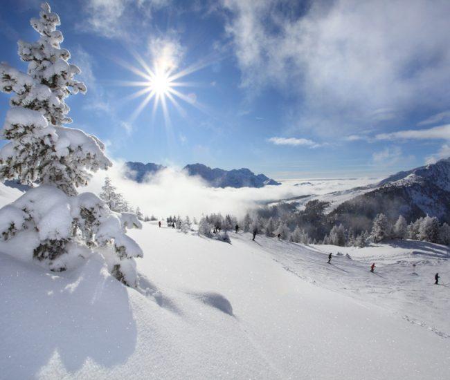 Vivere la neve a 360 gradi a Folgarida Marilleva si può!